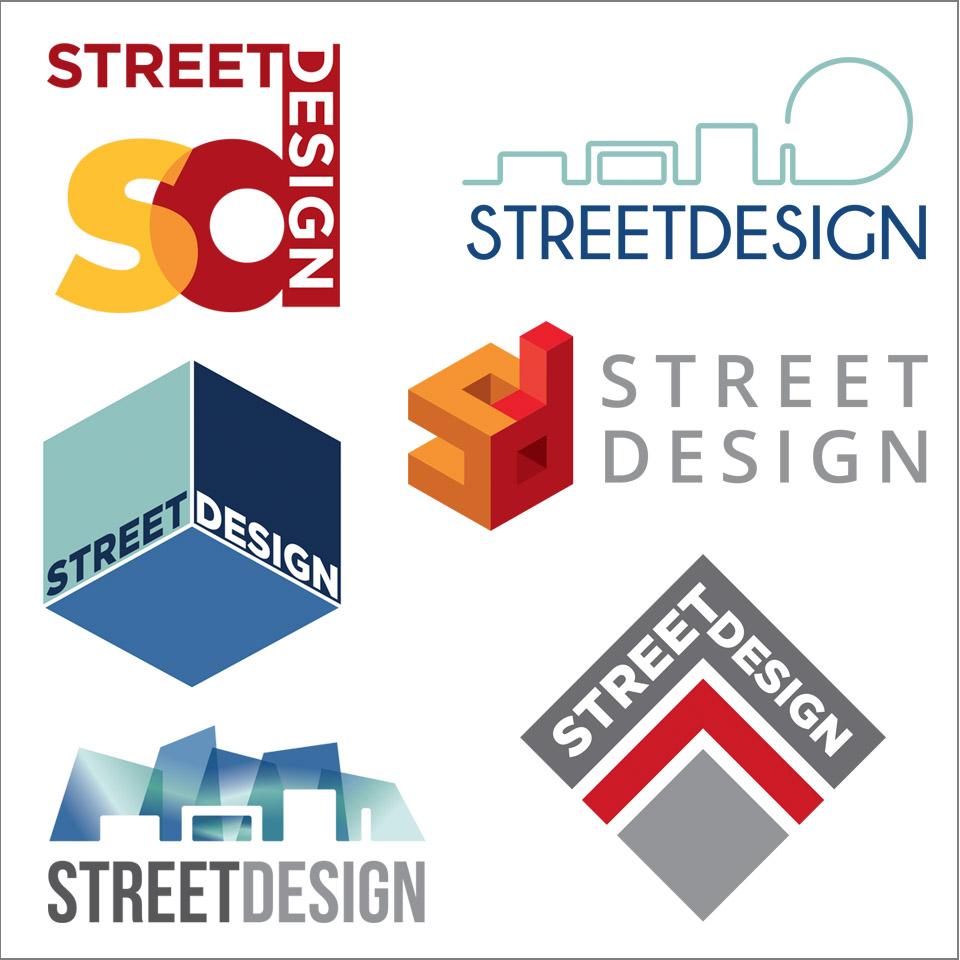 Branding for Street Design by Birdhouse Design Limited